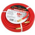 "1/4"" 50ft Rubber Air Line Hose 900Psi"